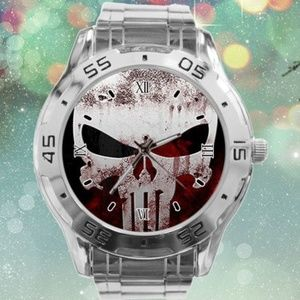 Other - New Punisher Skull Watch